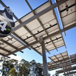 San Diego Zoo Solar Charging Stations
