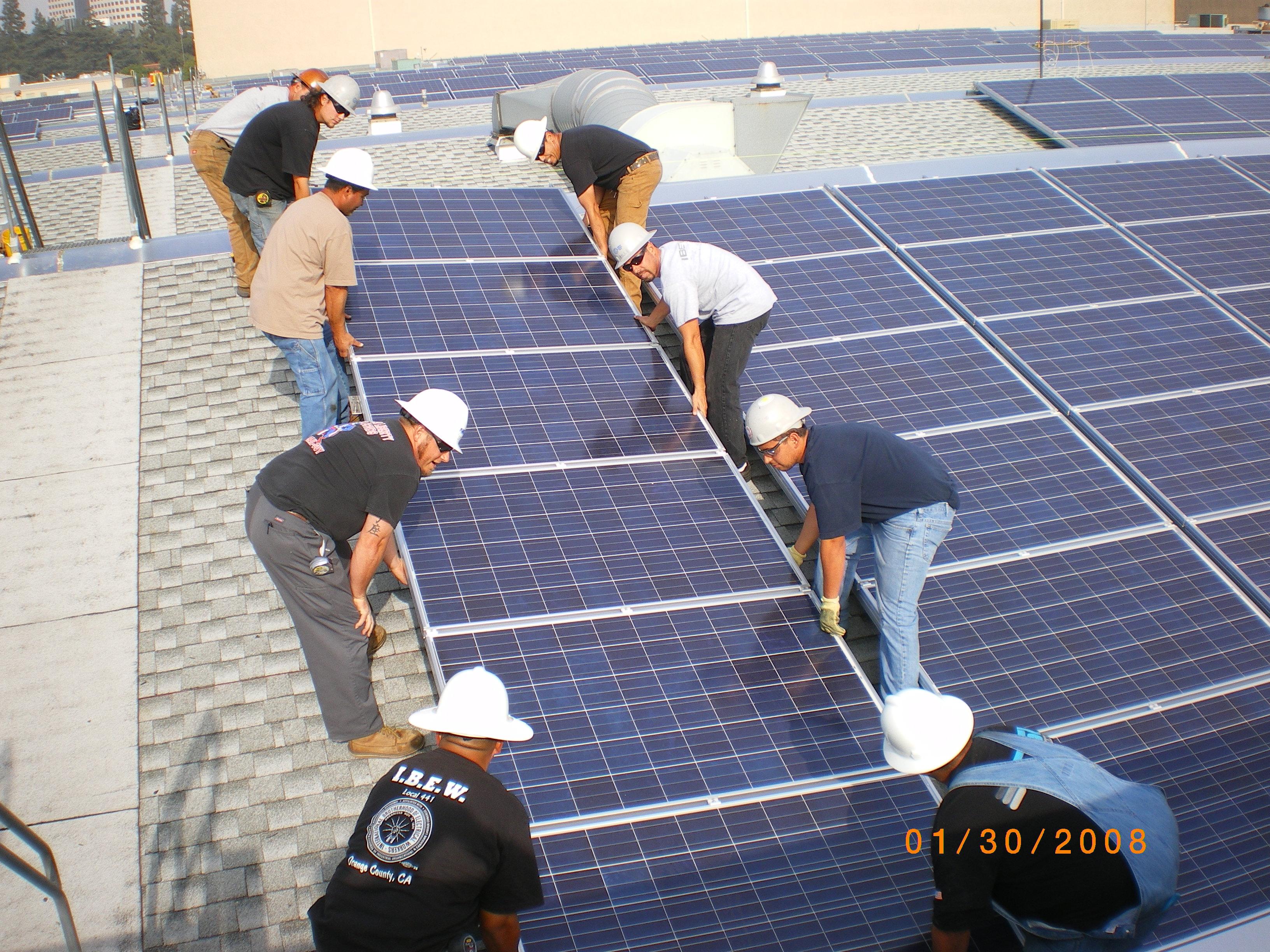 Solar Amp Alternative Energy Neal Electric